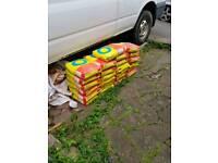 25 bags of post crete