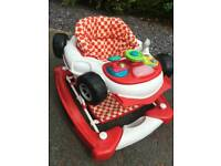 My Child Car rocker/walker