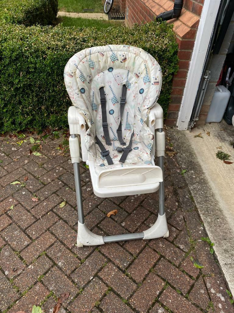 Joie kids high chair for free to collect from Milton Keynes