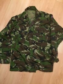 Army Surplus - Lightweight Combat Jacket