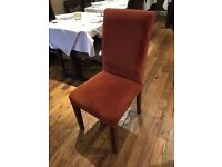 Terracotta chair for sale