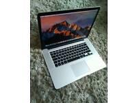 Macbook pro i7 (Retina 15 inch)