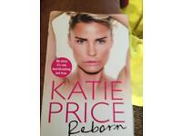 Katie price hardback book