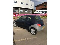 Great condition blue Ford KA