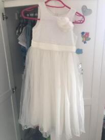 Girls Bridesmaid/Christening dresses for sale