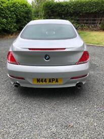 BMW 635d M sport