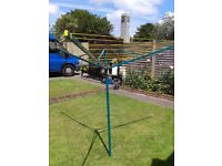 Rotary washing Line - DELIVERY AVAILABLE