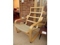 Ikea POÄNG chair only