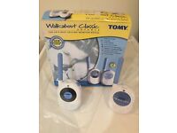 GOOD WORKING CONDITION TOMY WALKABOUT CLASSIC BABY MONITOR