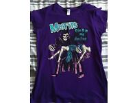 Misfits Die Die my darling t-shirt