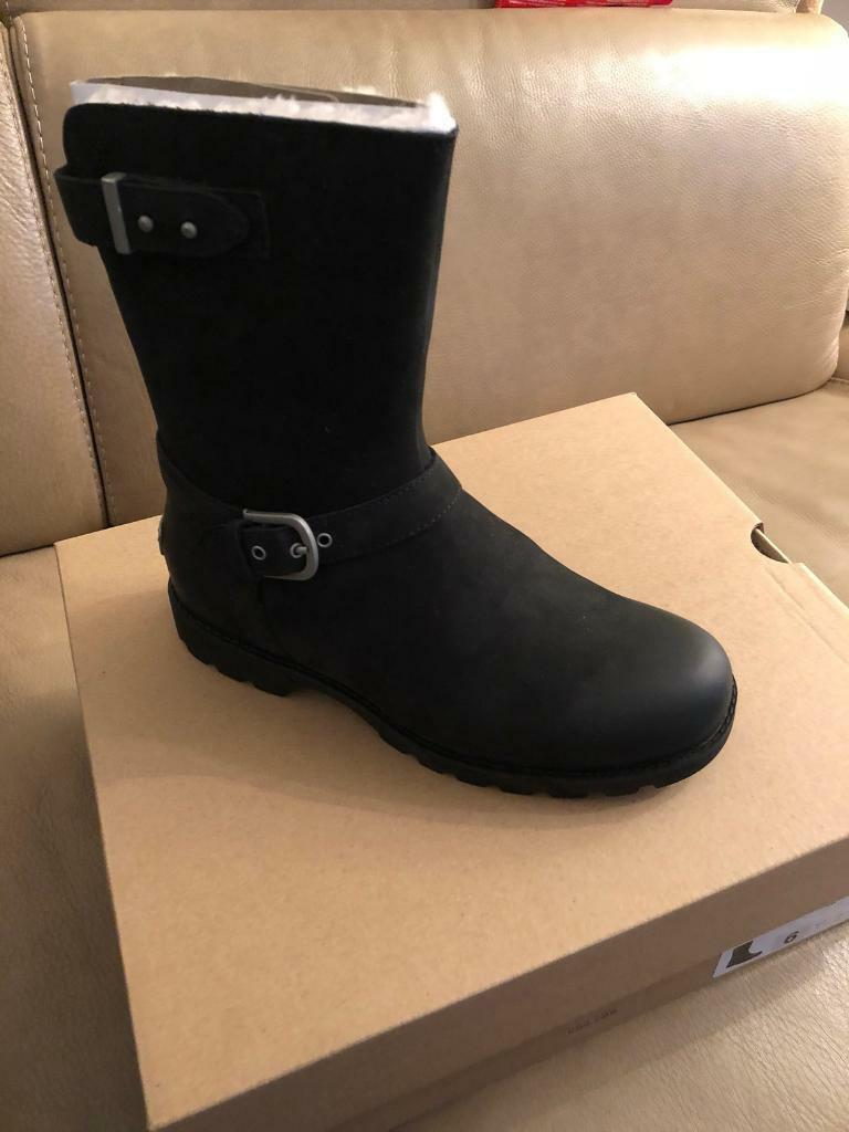 e97ef70af7f UGG Grandle boots BLACK | in Blackburn, Lancashire | Gumtree