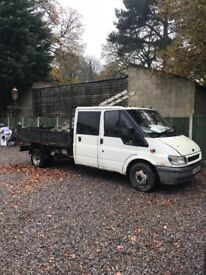 Ford tipper for sale