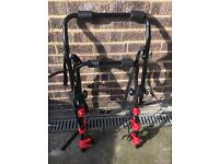 3 cycle bike rack