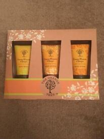 The orange tree gift set