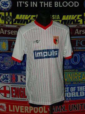 4.5/5 Augsburg adults XL 2008 football shirt jersey trikot soccer  image