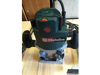 Metabo 1/2 Inch Router 240v
