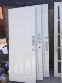 Internal doors x6