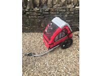 Trailbuggy bicycle trailer
