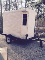 Cargo utility / ice fishing shack