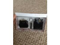 Bnib womans fiorelli purse, mirror, key ring set