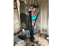 Cable Weight Machine