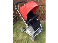 Urbo Stroller with Extras