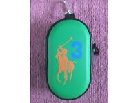 Ralph Lauren Big Pony Collection Portable Speakers Green GWP