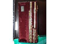 Jupiter Flute JFL-511-ii with hard case