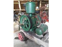 Lister A stationary engine