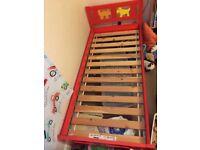 Childrens IKEA Kritter bed