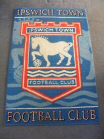 IPSWICH TOWN FOOTBALL CLUB RUG. VGC