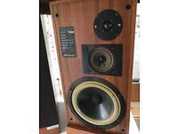 Vintage Mission 720 speakers