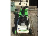 Etesia Pro 46 self propelled mower