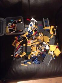 Lego city bundle, Lego books and Lego game