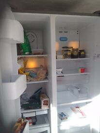 Daewoo American style fridge freezer.