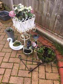Garden items £20 the lot