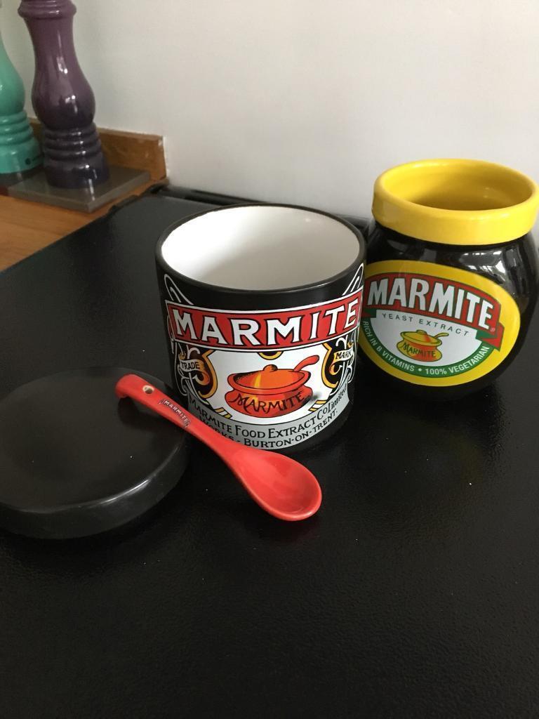 Marmite set | in Farnham, Surrey | Gumtree