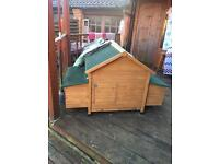 Chicken Coop Large Rabbits Hutch