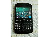 Blackberry 9720 touch n type phone