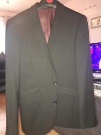 Men's suit jacket/black