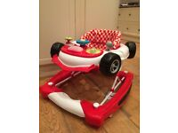 MyChild Racing Car Baby Walker