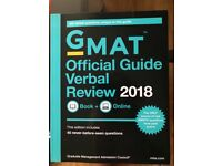 GMAT Official Guide 2018