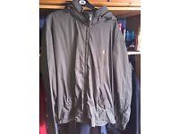 Ralph Lauren Khaki Rain Coat size XL