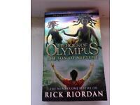 Heroes of Olympus:The Son Of Neptune book Rick Riordan paperback