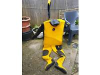 Used divers dry suit