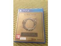 PS4 the elder scrolls