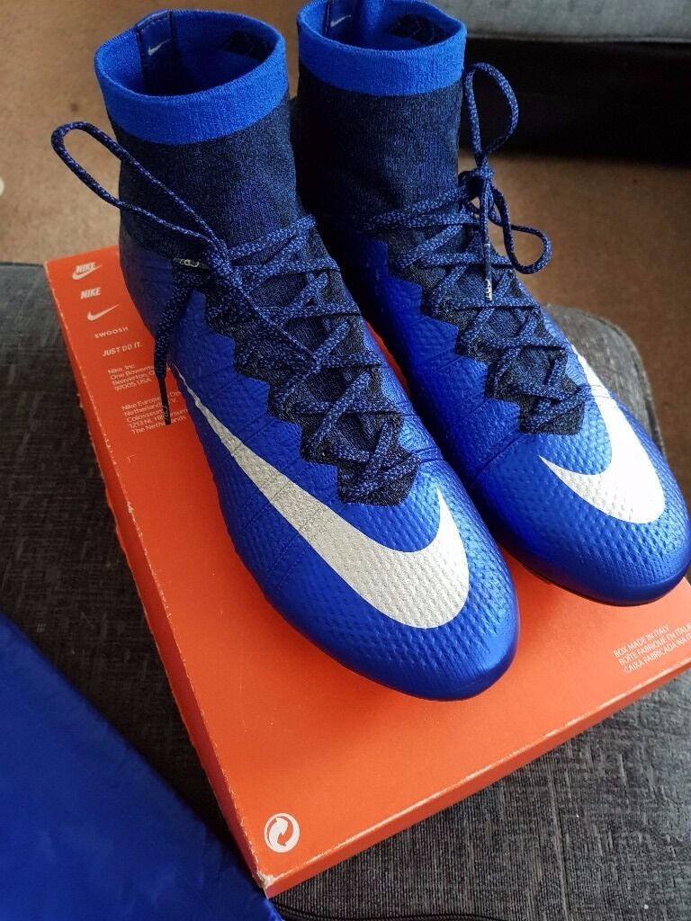 c97ed4f72 ... NIKE MERCURIAL SUPERFLY CR FG NATURAL DIAMOND UK 9.5 Football Boots NEW  EUR 44.5 US 10.5 ...