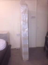 Brand New Single Bed Frame and Mattress for sale. Pick up only.