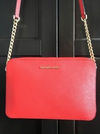 Michael Kors Jet Set Crossbody Bag - RRP £175