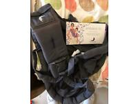 """The Baba sling """"embrace life"""" baby sling"""